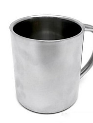 Double Layer Stainless Steel Insulation Cup Coffee