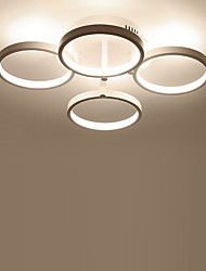 50W Modern/Contemporary LED Flush Mount Living Room / Bedroom / Dining Room / Kitchen