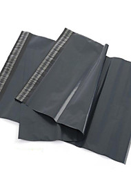 Yiwu-Fabrikkuriertasche 25 * 35 dunkel destruktiv durch Kuriertaschen Großhandel Beutel pro Packung 100