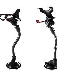 двойной хомут моноблочная присоске кронштейн автомобильный навигатор двойной зажим держатель кронштейн автомобиля длинная труба ленивым