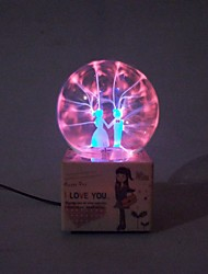 1PC LED AC Originality  Home Furnishing The Moneyball Night Light