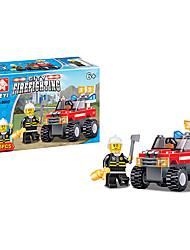 Игрушки Для мальчиков Строительные блоки Блоки / Пластик Выше 6 Серебристый