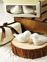 Ceramic Practical Favors-2 Kitchen Tools Garden Theme / Classic Theme / Rustic Theme White Ribbons