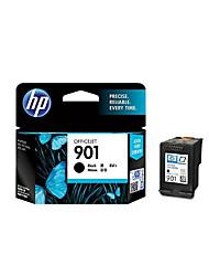 véritable hp901 hp originale / 901XL Cartouche d'encre noire support de la couleur hp4580 / 4660 de l'imprimante à jet d'encre