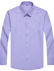 Zhuo wolf new men's business casual dress shirt autumn long sleeved shirt Mens CZ202