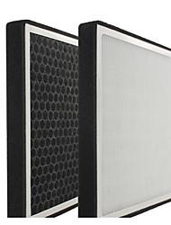 para Roewe 350 ar condicionado automotivo filtro PM2.5 filtro HEPA carvão ativado rede de condicionadores de ar