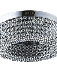 18W LED Round Flush Mount Ceiling Light;Bulb Inlcude