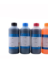 Printer Ink Can Fill, for Epn/H/Can/Bro 6 color, Black  Blue Red Yellow  Light Blue Pale Red