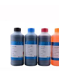 encre d'imprimante peut remplir, pour epn / h / can / bro 6 couleurs, bleu clair jaune rouge noir bleu rouge pâle