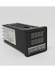 REX - C100 Display Thermostat  (Measurement Range:  -50~70(℃);Use 1.5V AAA Batteries)