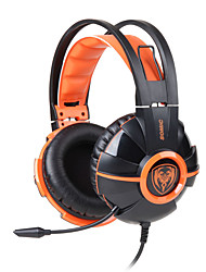NEW 2016 Somic G905 Original Stereo Gaming Headsets with MIC Noise Reduction Remote Control Super Bass Game Headphone