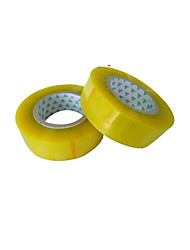 Yellow Tape Transparent Tape Sealing Tape Packing Tape Bopp Packing Tape (Volume 3 A)