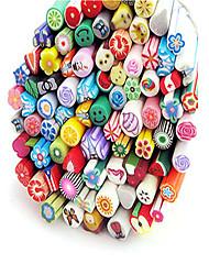 50pcs prego jóias prego nail art salontool compõem