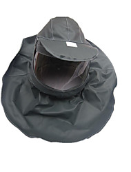 ácido protetor respiradores máscara capa pintura poeira cap ácido respingo transparentes máscaras cinzentas