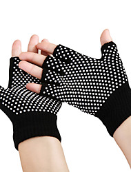 Fingerless Gloves Unisex Keep Warm Ski & Snowboard Pink / Black / Blue Cotton Free Size-Others