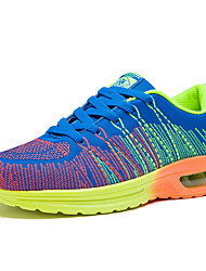 Women's Sneakers Spring PU Outdoor Flat Heel Lace-up