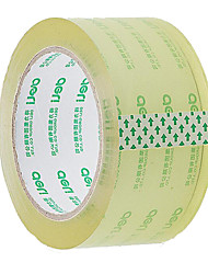 Deli 30205 Transparent Packaging Tape Packing Tape Width High Tenacity High Viscosity 48Mm * 100Y