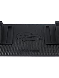o apoio console do painel do telefone móvel tapete de silicone universal Navegador GPS