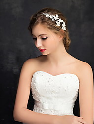 Women's / Flower Girl's Rhinestone / Alloy Headpiece-Wedding / Special Occasion / Casual Headbands / Hair Pin 3 Pieces