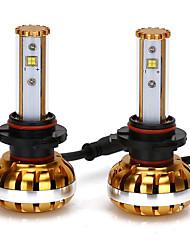 liancheng® 60w 7800lm 9 ~ 32v haute luminosité LED phare kit-9006 / HB4 pour la voiture, hors route, UTV, atv