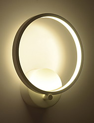 20CM 12W LED Modern/Contemporary Wall Sconces