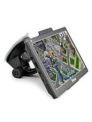 8g / 7-Zoll-HD / gps / portable / Auto-Innenraum / Navigator / bluetooth / hinten Bild