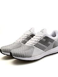 Running Shoes Men's / Women's Anti-Slip / Damping / Wearproof / Ultra Light (UL) Low-Top Leisure SportsDark