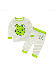 Children'S Tracksuit Suit Autumn Children'S Pajamas Underwear Sets