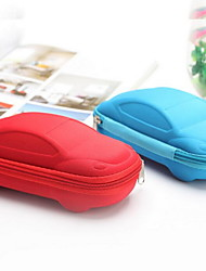 South Korea Creative Stationery Pencil Case EVA Large Capacity Car Pencil Case