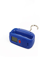 Back to the Form of Portable Electronic Scale (Blue)