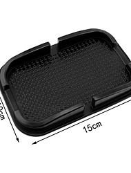 Point téléphone mobile voiture tapis antidérapant voiture noire anti dérapant 21-3a \ 1469