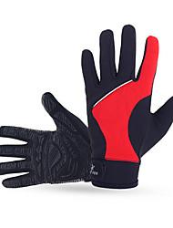 Sports Gloves Cycling Gloves / Touch Gloves Bike Full-finger Gloves Unisex Anti-skidding / Wearproof / Windproof / Ultraviolet Resistant