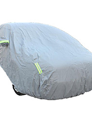 Thickening With Zipper Lock Car Cover
