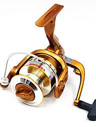 Molinetes Rotativos 4.7/1 11 Rolamentos Trocável Rotação / Pesca de Isco-GS6000 YUMOSHI