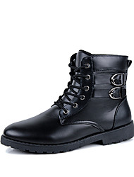 Men's Boots Spring / Summer / Fall / Winter Work & Safety Outdoor / Athletic / Casual Flat Heel Lace-up