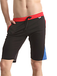 Men's Patchwork Sport Shorts