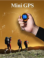 GPS Mini Routing Map / Handheld / Global GPS Positioning System / Mini GPS Receiver / Locator