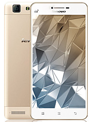 "Lenovo A6800 4.4""HD Android 5.0 LTE Smartphone(Dual SIM,WiFi,GPS,Quad Core,2GB+16GB,13MP+5MP,2300Ah Battery) Gold"