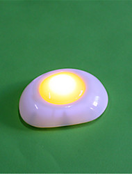 1PC LED Battery Originality  Home Furnishing  Poached Egg Night Light