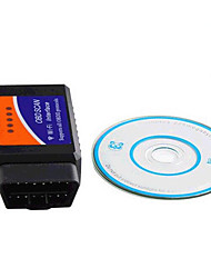 WIFI ELM327 OBD2 Vehicle Detector Support  Ipad PC