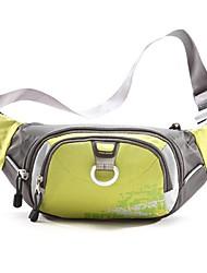 Для женщин Нейлон Спортивный Поясная сумка