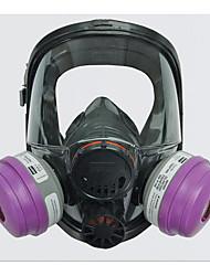 cinq points double largeur masque à gaz cartouche filtrante