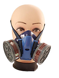 Industrial Protective Dust  Gas Masks(Material:Rubber & Plastics & Activated Carbon;)