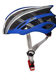 Casque Vélo(Jaune / Vert / Rouge / Noir / Bleu,PC / EPS)-deUnisexe-Cyclisme / Roller Sports 31 Aération Taille Unique