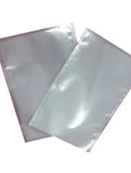Transparent Color, Plastic Material Packaging & Shipping Plastic Bags A Pack of Eight