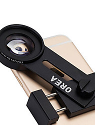 OREA Phone Macro Lens +12.5 Phone Plug Universal Mobile Phone Camera with A Tripod Clamp