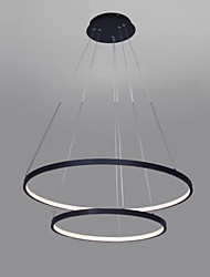 50W Pendelleuchten ,  Zeitgenössisch Korrektur Artikel Feature for LED MetallWohnzimmer / Esszimmer / Studierzimmer/Büro / Kinderzimmer /