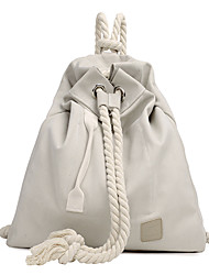 Tifra Women's Popular Fashion Backpack    Rice white  khaki  orange  blue