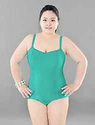 Tri't Forward Women's Bandeau One-piece,Solid Nylon Pink / Green / Dark Green