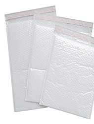 A White Pearl Film Bubble Envelope Many Specifications Can Be Customized Logo Bubble Bag Courier Bags A Pack Of Five